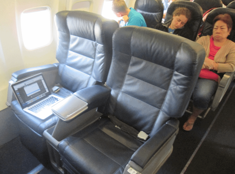 Trip Report Allegiant Airlines Giant Seat Milevalue