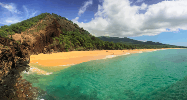 Makena Big Beach (Maui)